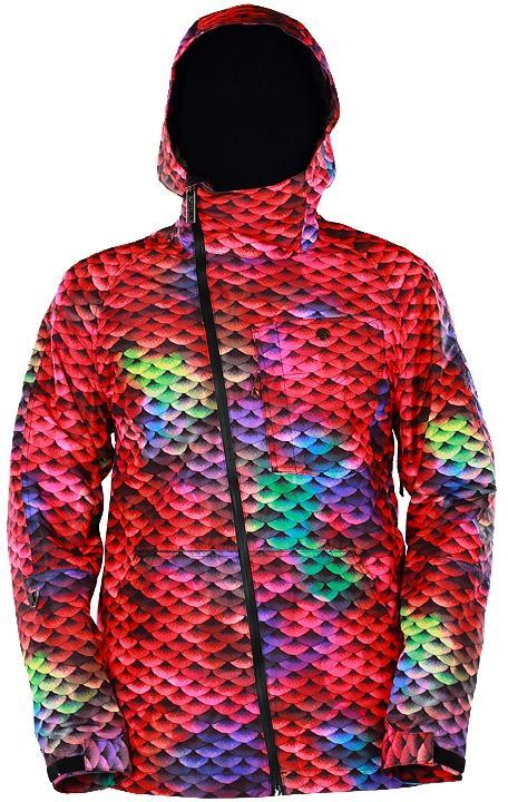 Куртка легкая TarOsКуртки<br><br> Функциональные особенности в сочетании с интересной дизайнерской задумкой. По сравнению с прошлым сезоном мы изменили посадку, сделав её более свободной и комфортной. В арсенале этой модели появились новые однотонные расцветки. Неизменными остались...<br><br>Цвет: Красный<br>Размер: 48