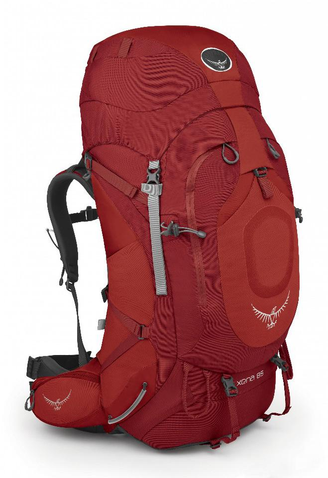 Osprey Рюкзак Xena 85 (M, Ruby Red, ,)
