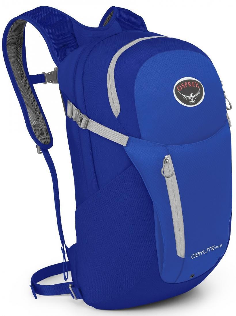Рюкзак Daylite PlusГородские<br>Daylite Plus – универсальный городской рюкзак высокого качества с множеством функциональных особенностей, превосходной организацией внутреннего пространства и удобной спинкой. Передний эластичный карман обеспечивает дополнительное пространство. Имеет м...<br><br>Цвет: Синий<br>Размер: None
