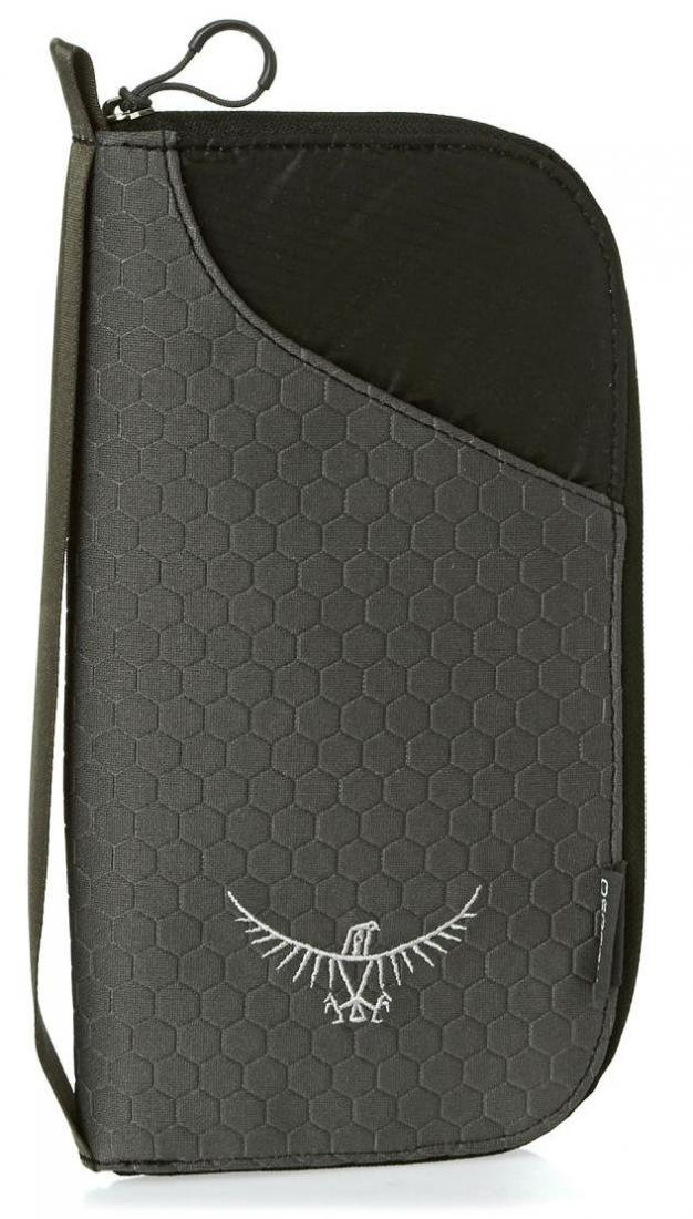 Osprey Кошелек Document Zip Wallet (, Black, ,)