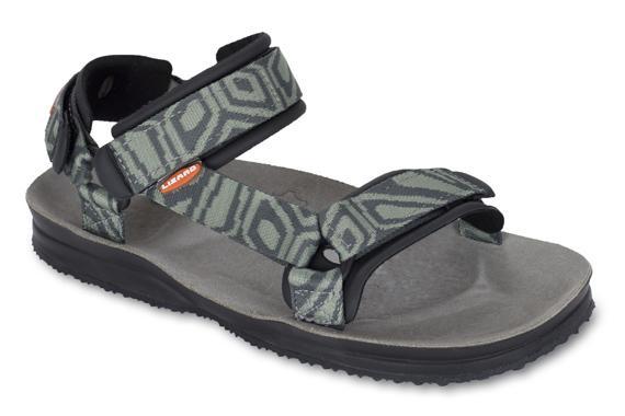 Сандалии HIKEСандалии<br>Легкие и прочные сандалии для различных видов outdoor активности<br><br>Верх: тройная конструкция из текстильной стропы с боковыми стяжками и застежками Velcro для прочной фиксации на ноге и быстрой регулировки.<br>Стелька: кожа.<br>&lt;...<br><br>Цвет: Голубой<br>Размер: 38