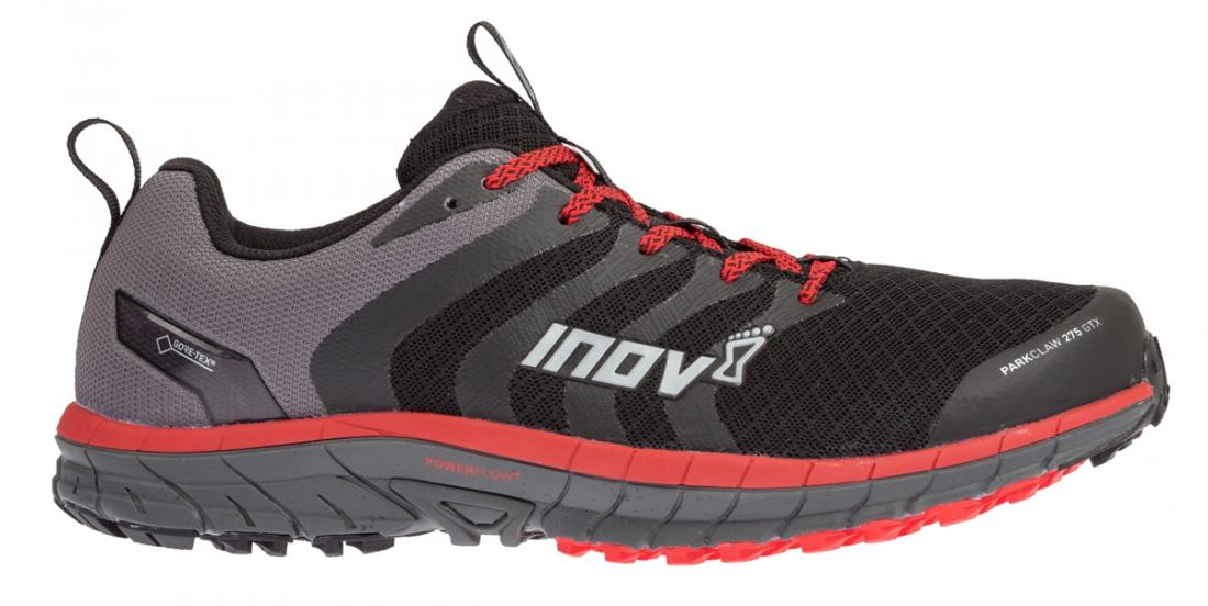 Inov-8 Кроссовки PARKCLAW 275 GTX (11.5, Black/Red, , ,) inov 8 кроссовки roclite 305 gtx муж 14 black grey red