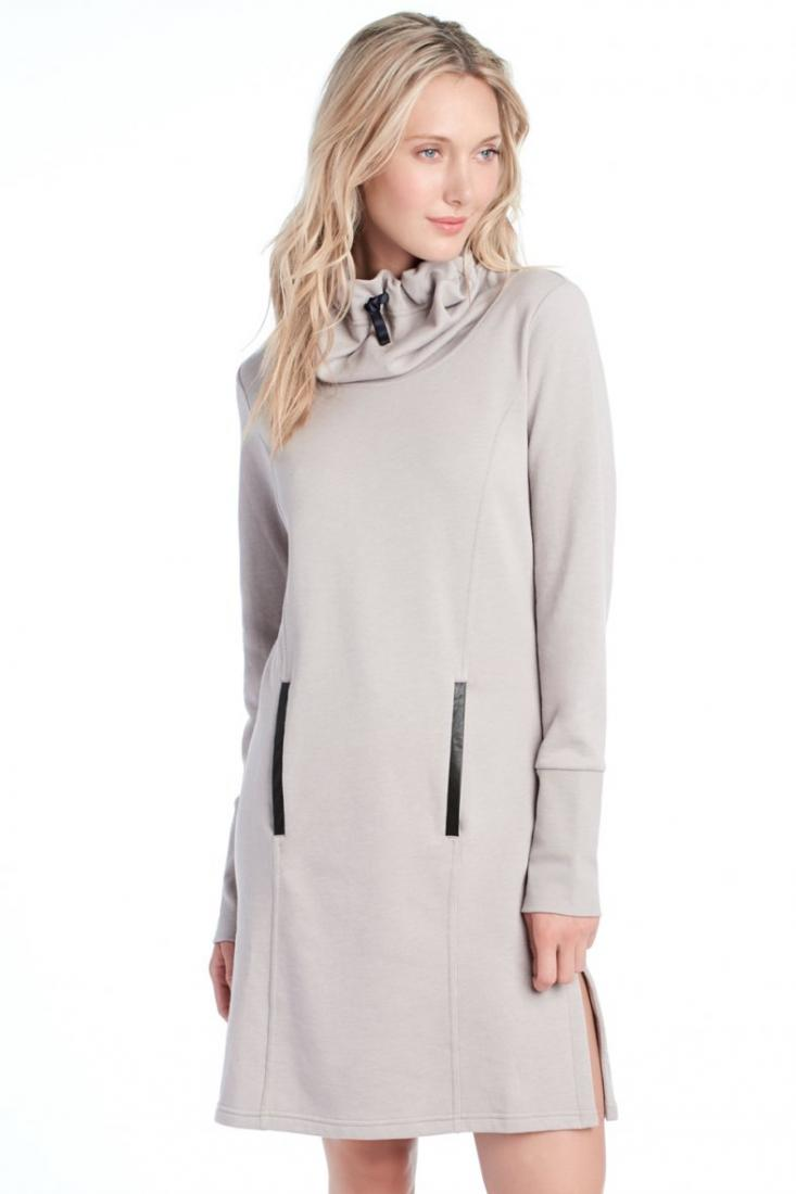 Lole Платье LSW1976 GRAY DRESS (XL, Black Heather, , ,) lole капри ssl0005 lively capri xxs black