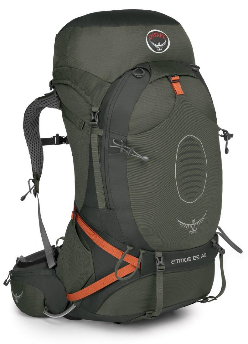 Рюкзак Atmos AG 65Рюкзаки<br><br> Принципиально новый рюкзак Atmos AG, получивший награду Innovation Gold award , оснащен уникальной системой AntiGravity™ с первым в мире полностью вентилируемым поясным ремнем. Где бы вы не находились, будь то путешествие по пустыне или трекинг в т...<br><br>Цвет: Серый<br>Размер: 68 л