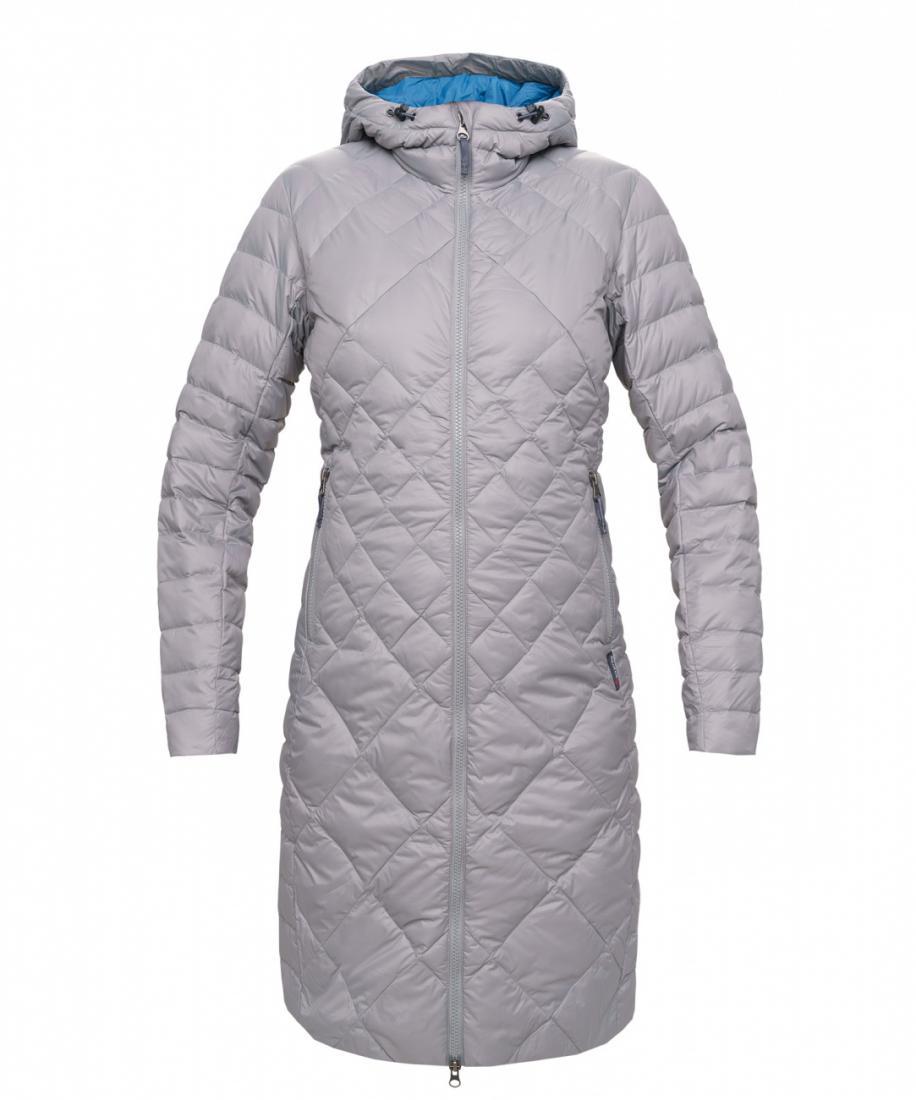 Пальто пуховое Nicole ЖенскоеПальто<br><br> Легкое пуховое пальто с элементами спортивного дизайна. соотношение малого веса и высоких тепловыхсвойств позволяет двигаться активно в течении всегодня .Может быть надето как на тонкий нижний слой, также и на объемное изделие второго слоя.<br>&lt;/p...<br><br>Цвет: Темно-синий<br>Размер: 46