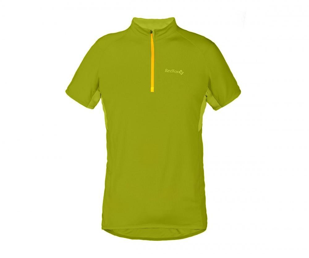 Футболка Trail T SS МужскаяФутболки, поло<br><br> Легкая и функциональная футболка с коротким рукавом из материала с высокими влагоотводящими показателями. Может использоваться в качестве базового слоя в холодную погоду или верхнего слоя во время активных занятий спортом.<br><br><br>основно...<br><br>Цвет: Зеленый<br>Размер: 52