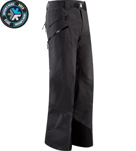 Брюки Sabre муж.Брюки, штаны<br>ХАРАКТЕРИСТИКА<br>Брюки свободного, удобного для фрирайда покроя из новой ткани N80p-X GORE-TEX®, надежно защищающей от холода и ветра. <br><br><br>...<br><br>Цвет: Темно-серый<br>Размер: XL