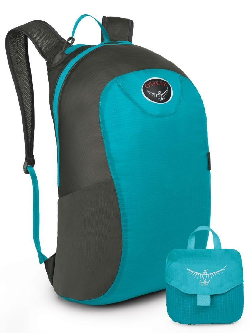 Рюкзак Ultralight Stuff PackРюкзаки<br>Новый сверхлегкий и компактный инновационный рюкзак Ultralight Stuff Pack. При необходимости за секунды пакуется в собственный карман размером с яблоко. Встроенные лямки Deluxe AirMesh™ обеспечивают невероятный для рюкзака такого размера комфорт при пе...<br><br>Цвет: Бирюзовый<br>Размер: None