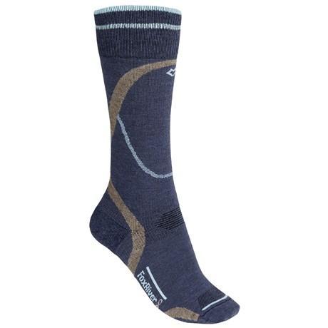 Носки лыжные женские 5538 STRATUSНоски<br><br>Высококачественное волокно PrimaLoft обладает особой мягкостью, отводит влагу и обеспечивает естественную термоизоляцию и комфорт<br>&lt;...<br><br>Цвет: Голубой<br>Размер: S