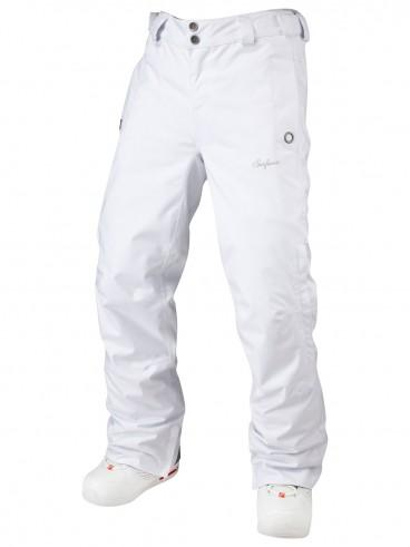 Брюки 102044 MELLOW сноубордические женскиеБрюки, штаны<br><br> Женские штаны Mellow Recycled являются ключевой составляющей любой снежной амуниции. И неважно, создан этот комплект для сноубордисток или ньюскулерш, он будет противостоять самым суровым погодным условиям..<br><br><br> Яркие горнолыжные штаны в ...<br><br>Цвет: Белый<br>Размер: XL