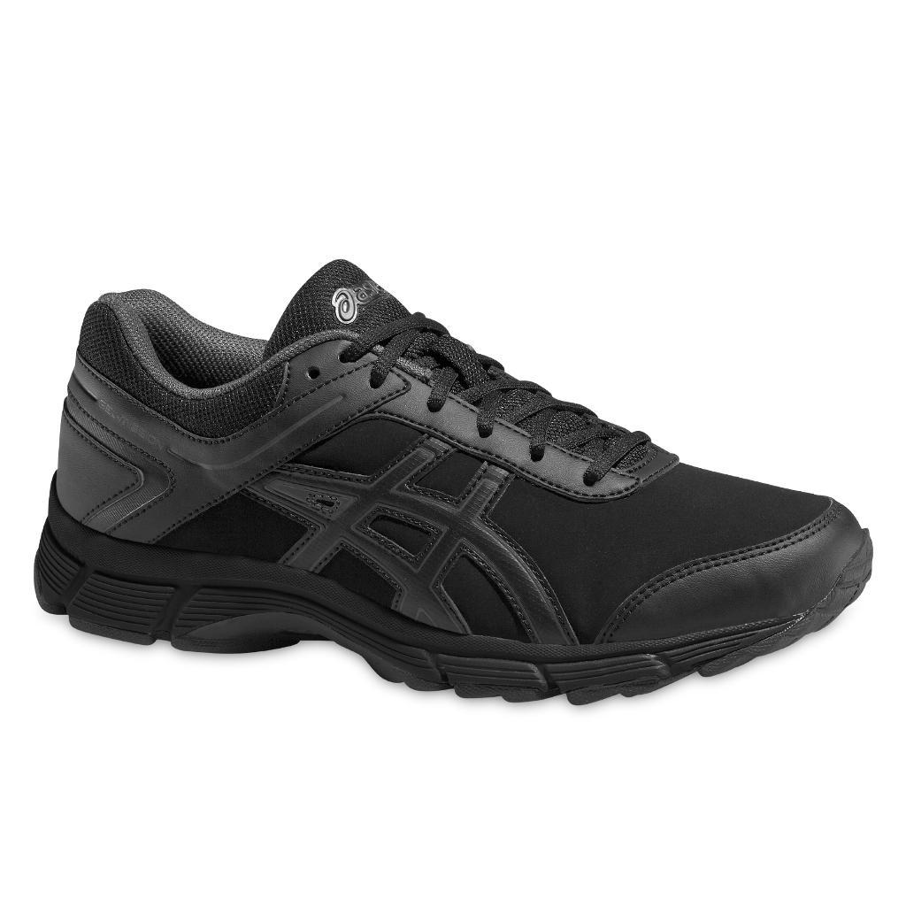 Кроссовки GEL-MISSION женскиеБег, Мультиспорт<br><br><br> GEL-MISSION 550Y – строгая модель женских кроссовок ASICS, предназначенных для ходьбы. Они идеальны для повседневного ношения, особенно при...<br><br>Цвет: Черный<br>Размер: 7.5
