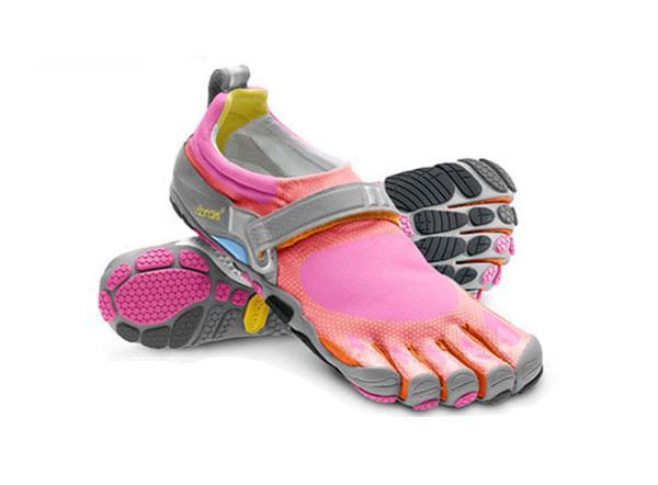 Мокасины FIVEFINGERS BIKILA WVibram FiveFingers<br>В отличие от любой другой обуви для бега, представленной на рынке, Bikila   первая модель, спроектированная специально для естественного, здо...<br><br>Цвет: Красный<br>Размер: 37
