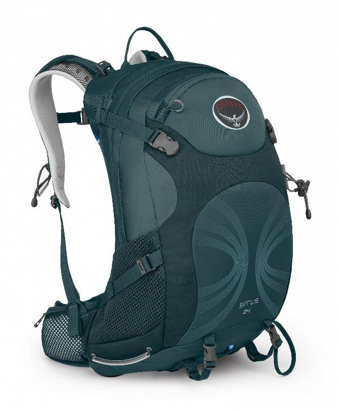 Osprey Рюкзак Sirrus 24 (, Stealth Grey, ,)