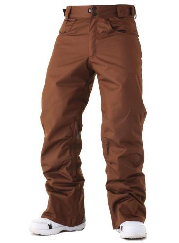 Брюки мужские SWA1102 BREDAБрюки, штаны<br>Горнолыжные мужские штаны Breda обладают стильной узкой посадкой, полностью проклеенными швами. Мембранная ткань, из которой они выполнены...<br><br>Цвет: Коричневый<br>Размер: XL