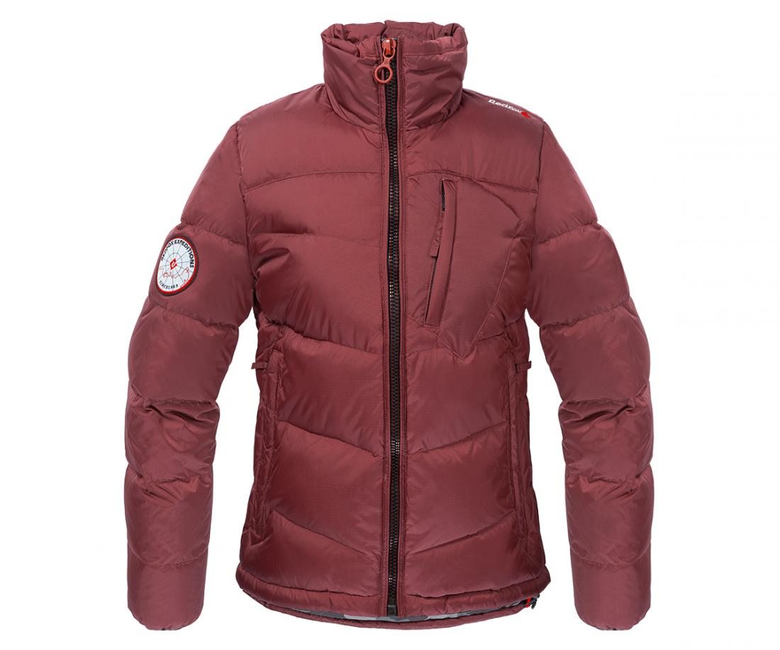 Куртка пуховая XLB Ex05Куртки<br>Зима одинакова везде. В городе или в зимнем путешествии, чтобы чувствовать себя всегда комфортно, очень важно иметь одежду, которая защитит от низких температур и пронизывающего ветра. Благодаря утиному пуху высокого качества и надёжному наружному ветр...<br><br>Цвет: Бордовый<br>Размер: 54