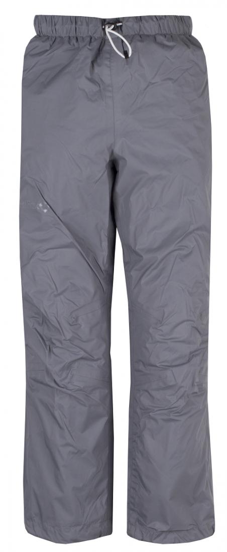 Брюки ветрозащитные Fox Light ДетскиеБрюки, штаны<br><br><br>Цвет: Серый<br>Размер: 158