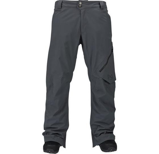все цены на  Burton Брюки M AK 2L CYCLIC PT мужские горнолыжные Темно-серый  в интернете