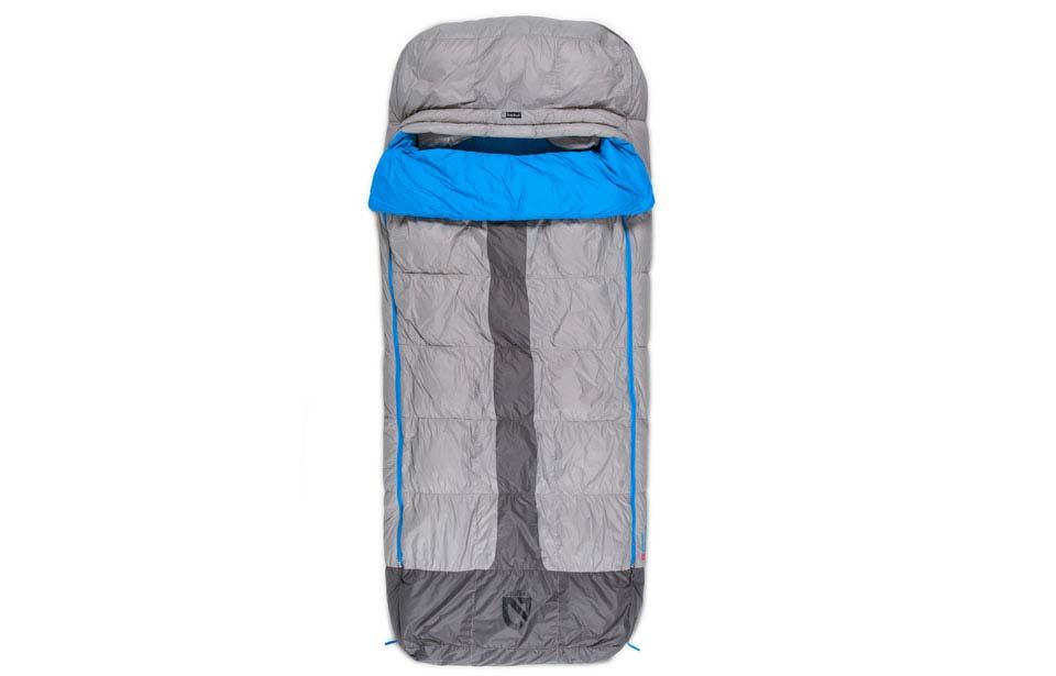 Спальный мешок пуховый Strato Loft™ 25 от Nemo