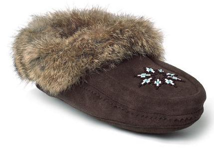 Мокаксины Kanada Moccasin женскУнты<br>Мокасины – в переводе с языка коренных жителей Канады означает «обувь», «башмачок» или «тапочки». Канадские аборигены изначально шили мокасины с меховой отделкой, чтобы носить их дома и держать ноги в тепле во время холодных канадских зим. Модель Kanad...<br><br>Цвет: Коричневый<br>Размер: 9
