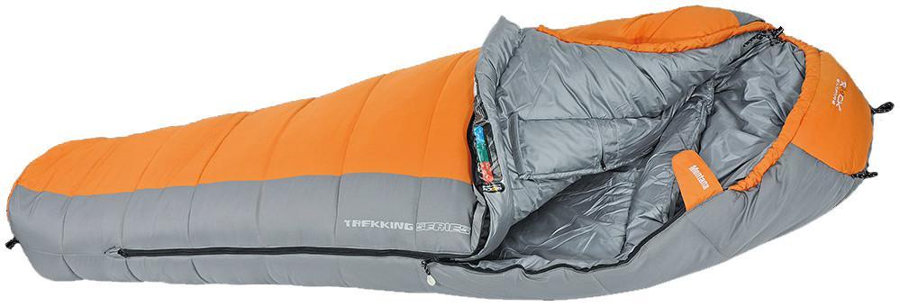 Спальный мешок MONTANA long LСпальные мешки<br><br>Самая теплая модель в линейке спальных мешков от Rock Empire. Трехслойный утеплитель Quatrotherm обеспечивает исключительную теплоизоляцию. Спал...<br><br>Цвет: Оранжевый<br>Размер: None