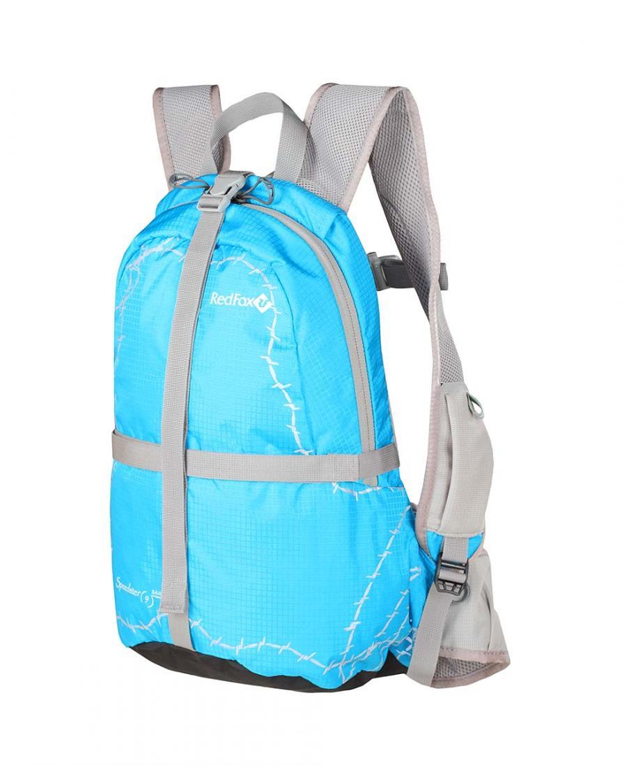Рюкзак Speedster 9 R-1-AРюкзаки<br><br>  Удобный рюкзак для городских целей.<br><br><br><br>Active подвесная система<br>Грудной фиксатор лямок (и/или) боковые стяжки<br>2 ...<br><br>Цвет: Синий<br>Размер: 9 л