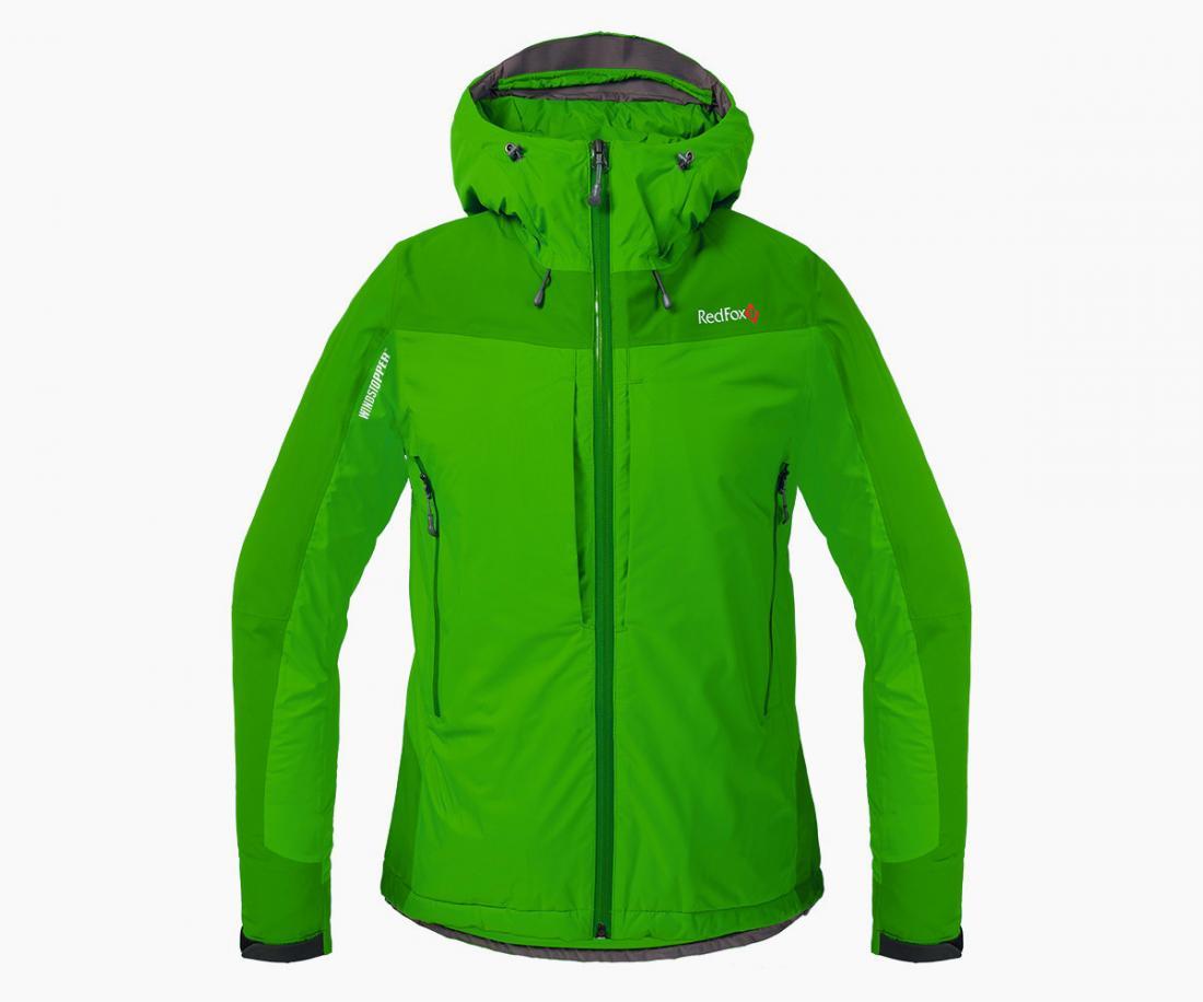 Куртка утепленная Wind Loft II ЖенскаяКуртки<br><br> Комбинация высокотехнологичного материала WINDSTOPPER® Active Shell с утеплителем PrimaLoft® Gold Insulation, позволяет использовать куртку в очень холодны...<br><br>Цвет: Салатовый<br>Размер: 42