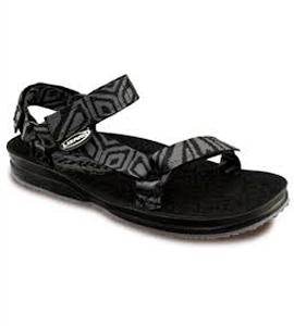 Сандали CREEK IIIСандалии<br><br> Стильные спортивные мужские трекинговые сандалии. Удобная легкая подошва гарантирует максимальное сцепление с поверхностью. Благ...<br><br>Цвет: Черный<br>Размер: 38