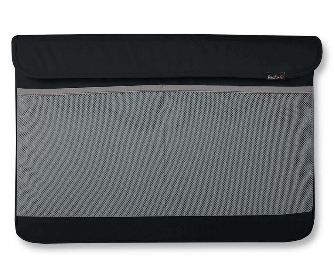 """Чехол для ноутбука H CaseАксессуары<br>Чехол для ноутбука H Case - серия чехлов для ноутбука с размером экрана до 17""""<br><br>Подходит для ноутбуков c экраном 11''-17''<br>Наружный клапан<br>Фронтальный карман<br>Смягчающие вставки<br><br> <br><br>МАТ...<br><br>Цвет: Черный<br>Размер: 15"""