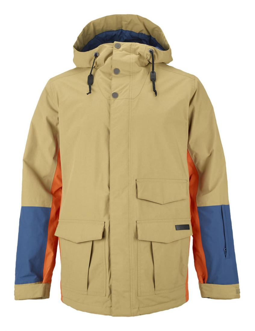Куртка г/л MB NORTHFIELD JKКуртки<br><br><br>Цвет: Бежевый<br>Размер: S