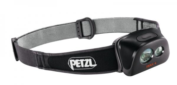 Petzl Фонарь TIKKA PLUS (, Серый, ,)