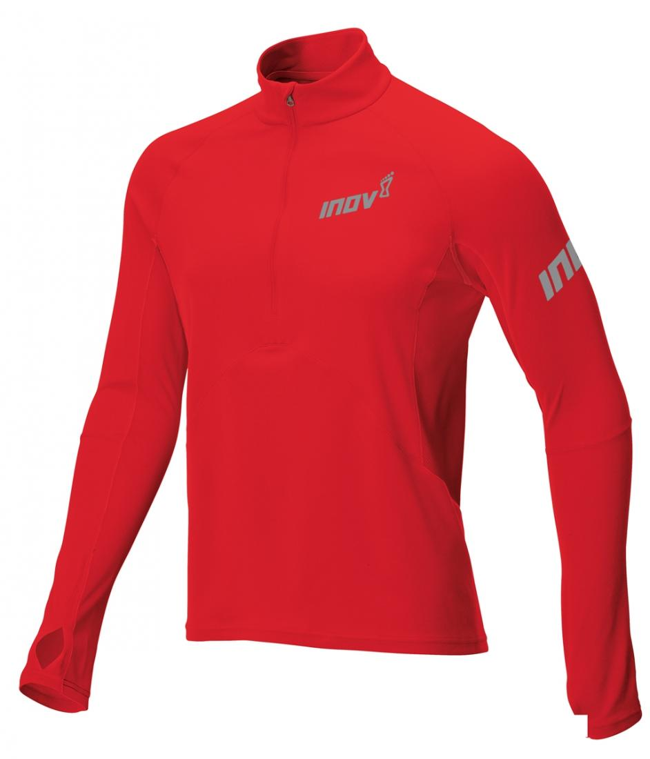 Inov-8 Футболка Base Elite LSZ M (XS, RED, ,) inov 8 кроссовки roclite 305 gtx муж 14 black grey red