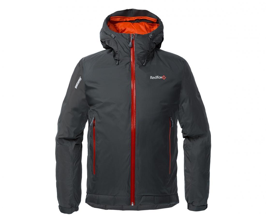 Куртка пуховая Down Shell II ЖенскаяКуртки<br><br> Пуховая куртка для альпинистских восхождений различной сложности в очень холодных условиях. Благодаря функциональности материала WINDSTOPPER ® active Shell, обладающего высокими теплоизолирующими свойствами, и конструкции, куртка – легкая и теплая,...<br><br>Цвет: Темно-серый<br>Размер: 44