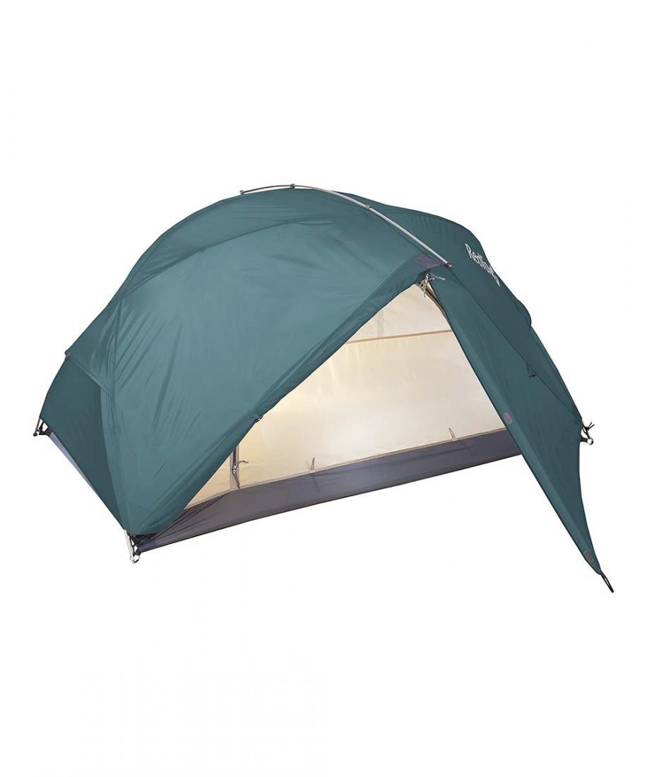 Палатка Challenger 2Палатки<br><br>Комфортная палатка для активного отдыха и туризма. Модель легко устанавливается одним человеком, обладает исключительно прочным каркасом. В жаркое время возможно установить внутреннюю палатку отдельно. В модели продуманы два входа и два вместительны...<br><br>Цвет: Зеленый<br>Размер: None
