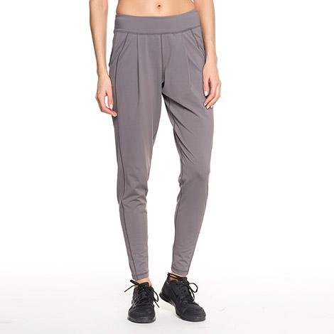 Брюки LSW1357 TALISA PANTSБрюки, штаны<br><br><br><br> Удобные женские брюки свободного кроя Lole Talisa Pants изготовлены из удивительно мягкой ткани. Модель LSW1357 создана специально для занятий йогой, пилатесом или комфортных прогулок...<br><br>Цвет: Серый<br>Размер: L