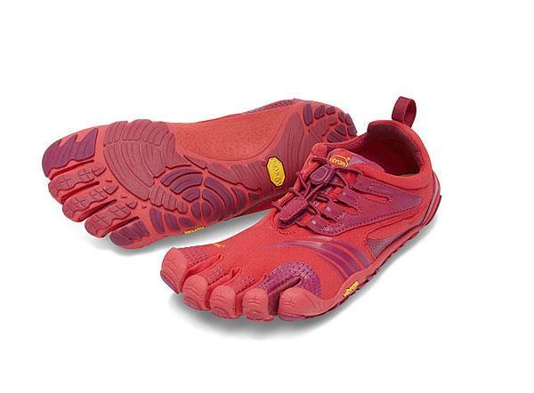 Мокасины FIVEFINGERS KMD Sport LS WVibram FiveFingers<br><br> Модель разработана для любителей фитнеса, и обладает всеми преимуществами Komodo Sport. Модель оснащена популярной шнуровкой для широких ст...<br><br>Цвет: Красный<br>Размер: 39