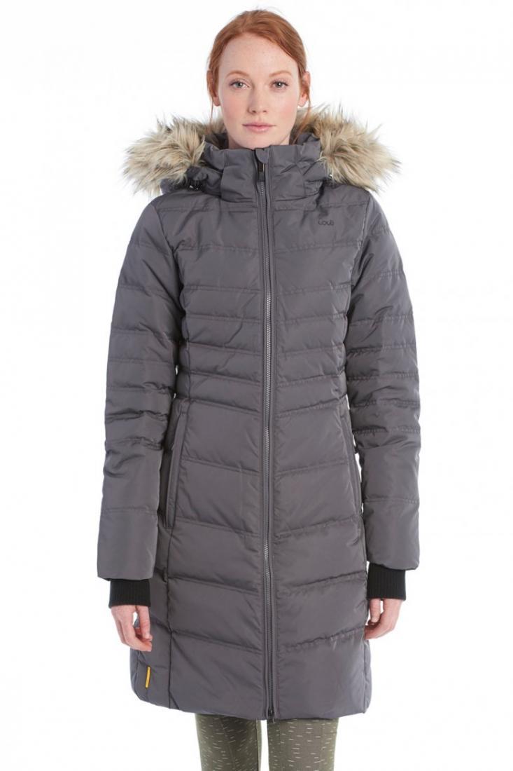 Куртка LUW0403 KATIE JACKETКуртки<br>Katie Jacket – стеганое пальто с очень женственным силуэтом. Эта зимняя модель из ветрозащитной ткани с легким пуховым наполнителем Downglow™ 600 у...<br><br>Цвет: Серый<br>Размер: L
