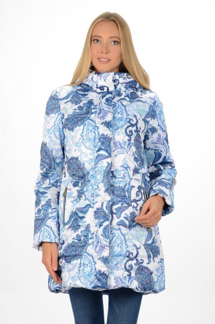 Куртка 47649 жен.Куртки<br><br><br>Цвет: Голубой<br>Размер: 46