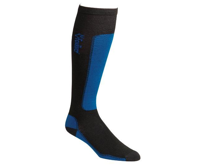 Носки лыжные 5997 VVS LV SKIНоски<br><br> Сочетание роскошных натуральных волокон мериносовой шерсти и шелка обеспечивают анатомическую посадку и удобство при катание со склонов. Натуральные волокна естественным образом отводят влагу, сохраняя ноги в тепле и комфорте. Что может быть лучше?...<br><br>Цвет: Синий<br>Размер: L