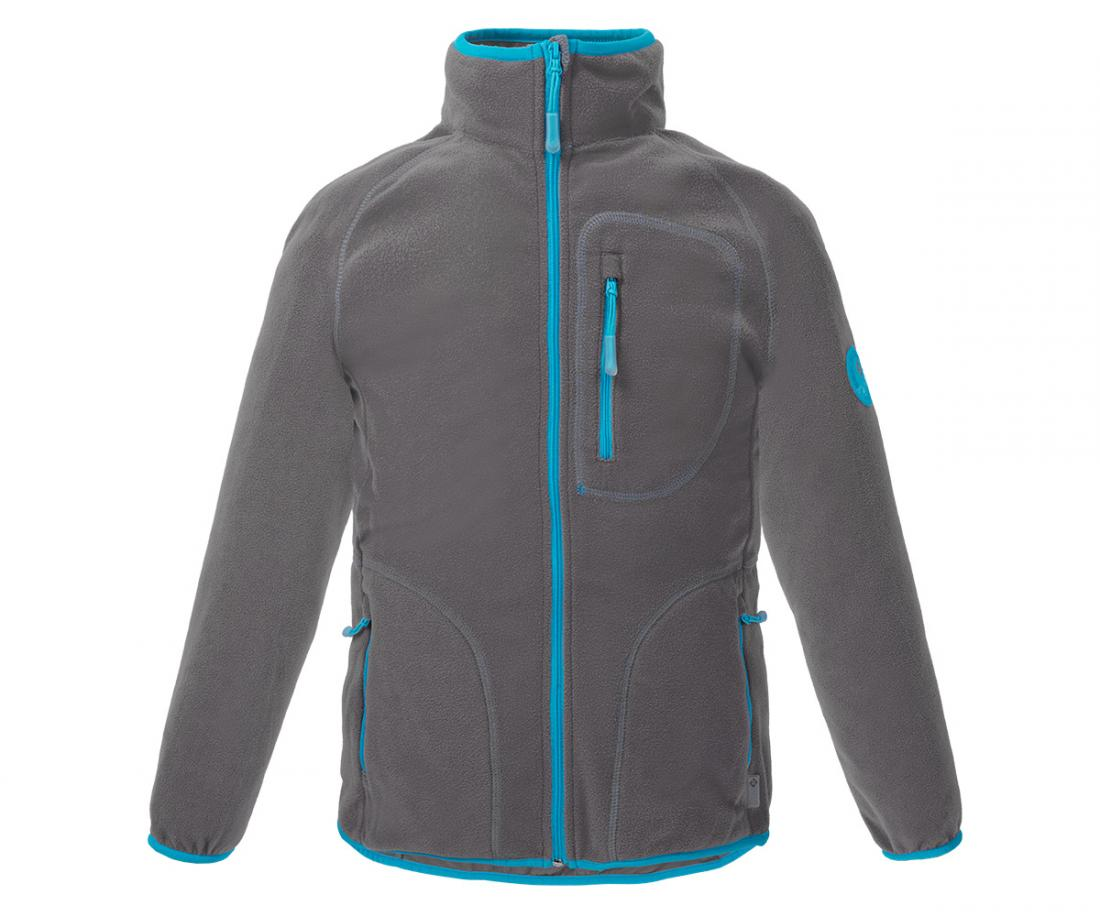 Куртка Hunny ДетскаяКуртки<br><br><br>Цвет: Темно-серый<br>Размер: 140