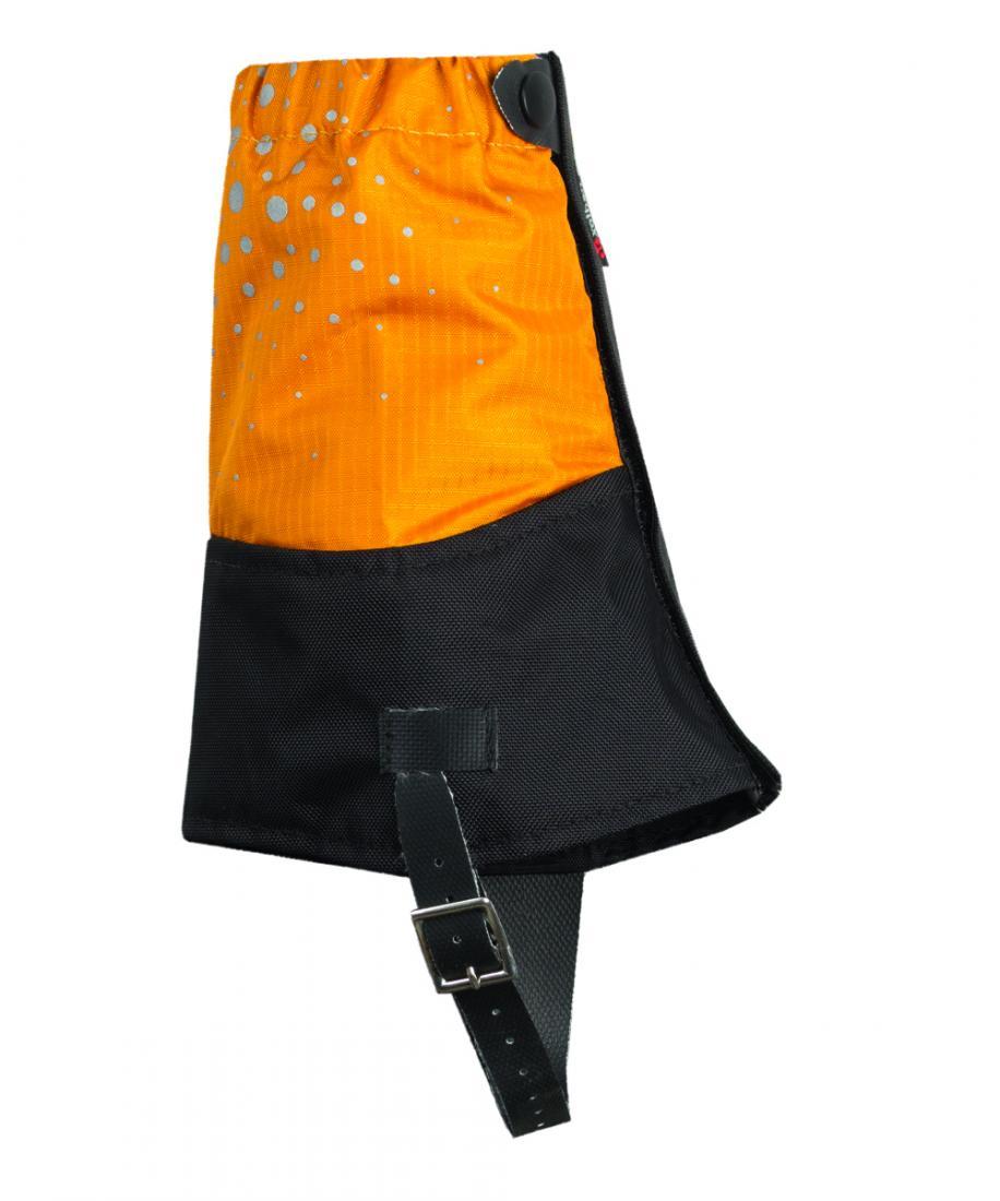 Гамаши TrekkingАксессуары<br>Укороченные гамаши для защиты ботинка.<br> <br> Особенности:<br><br>Застежка на липучке расположена в передней части<br>Эластичная ...<br><br>Цвет: Красный<br>Размер: L