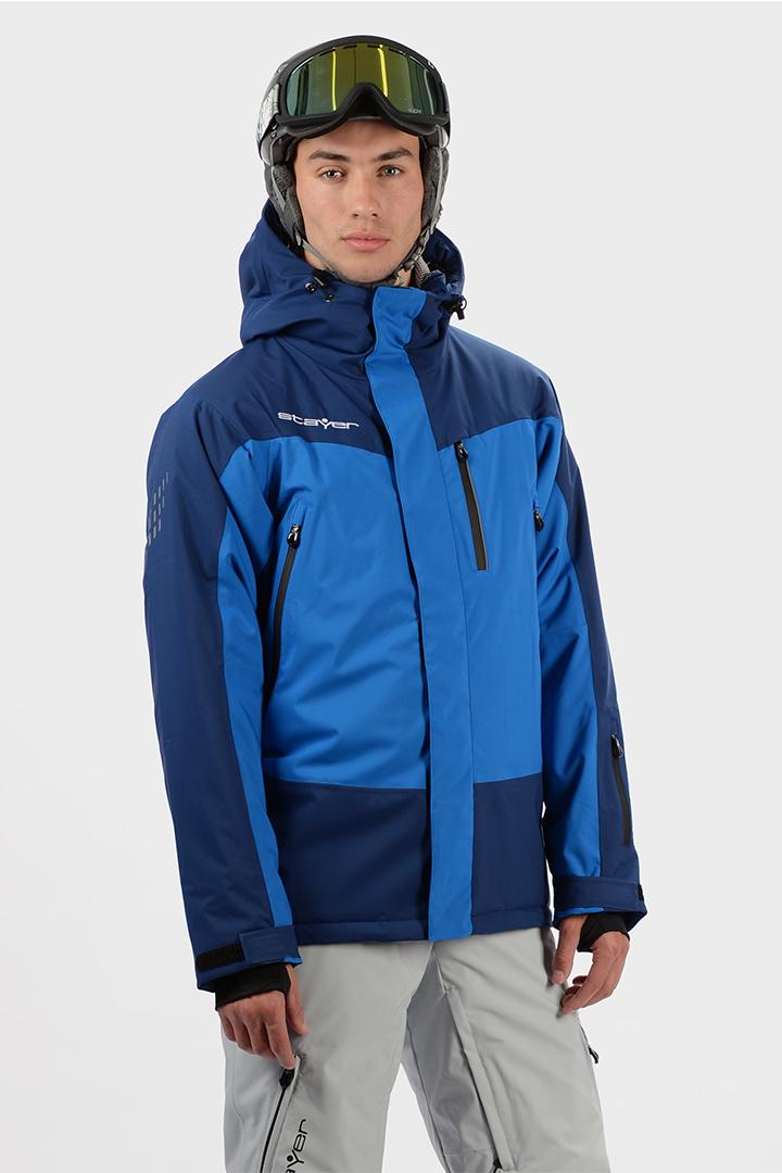 Куртка 42303 муж.Куртки<br><br> Куртка 42303 мужская от Stayer –эксклюзивная куртка, изготовленная для горных видов спорта, высокотехнологичная, максимально удобная и комфортная .<br><br>Характеристики куртки 42303 от Stayer <br><br>температурный режим: до -20 граду...