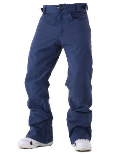 Брюки мужские SWA1102 BREDAБрюки, штаны<br>Горнолыжные мужские штаны Breda обладают стильной узкой посадкой, полностью проклеенными швами. Мембранная ткань, из которой они выполнены, водостойка и обладает хорошей воздухопроницаемостью. Дополнительные, но очень важные детали - это регулируемый п...<br><br>Цвет: Синий<br>Размер: XL