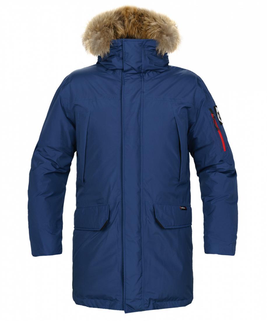 Куртка пуховая Kodiak R-III GTXКуртки<br>Куртка пуховая Kodiak III GTX Мужская<br><br>основное назначение: полярные экспедиции, путешествия, загородный отдых<br>дополнительное утепление плечей синтетическим утеплителем<br>регулируемый по высоте капюшон с конструкцией туб...