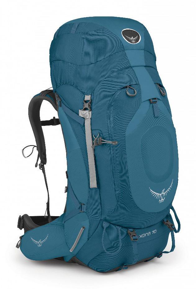 Рюкзак Xena 70Рюкзаки<br>Экспедиция в дикую местность требует тщательной подготовки для длительного маршрута. И вы будете благодарны своему рюкзаку, если он окаж...<br><br>Цвет: Голубой<br>Размер: 70 л