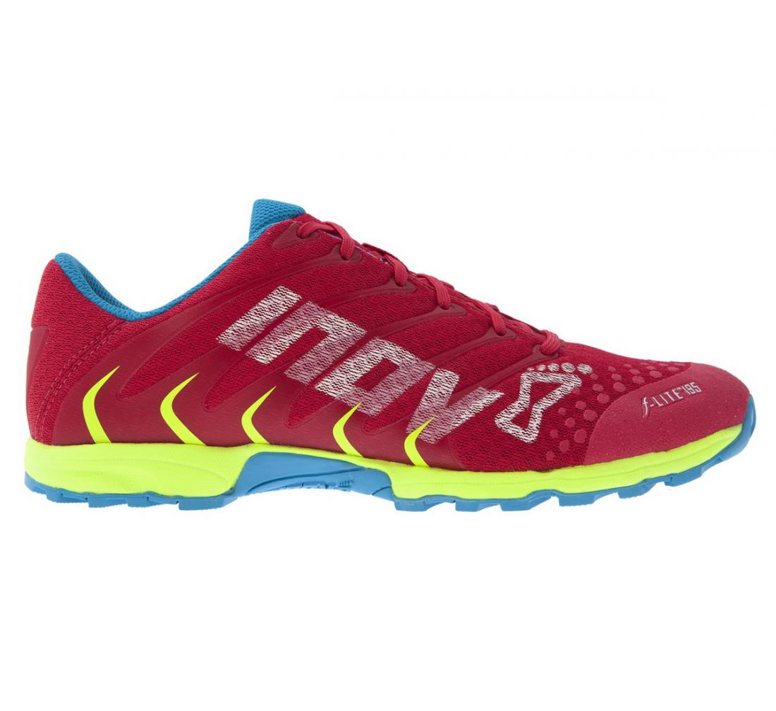 Кроссовки женские F-lite 195Бег, Мультиспорт<br><br><br>Цвет: Красный<br>Размер: 3