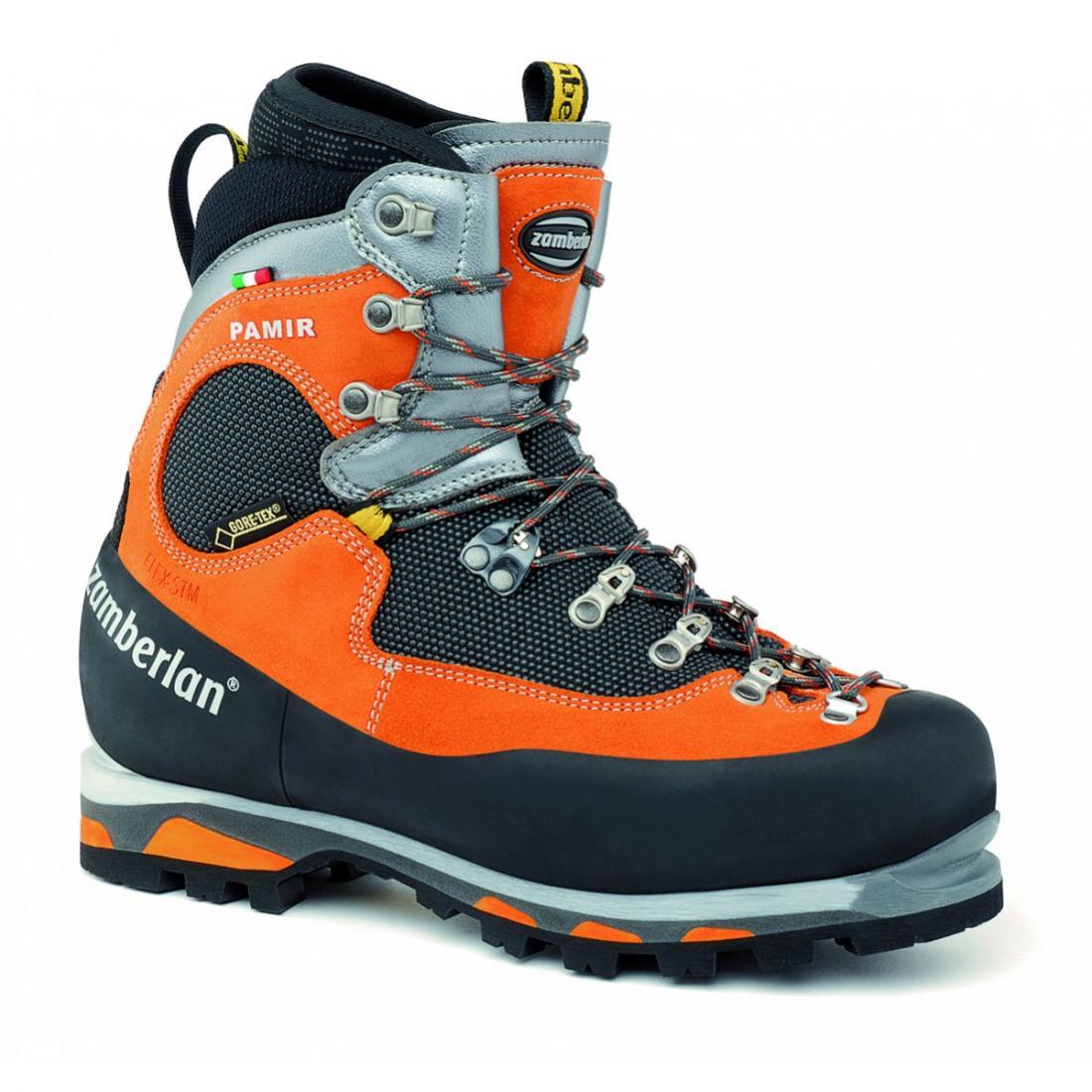 Ботинки 2080 PAMIR GTX RRАльпинистские<br><br><br>Цвет: Оранжевый<br>Размер: 40