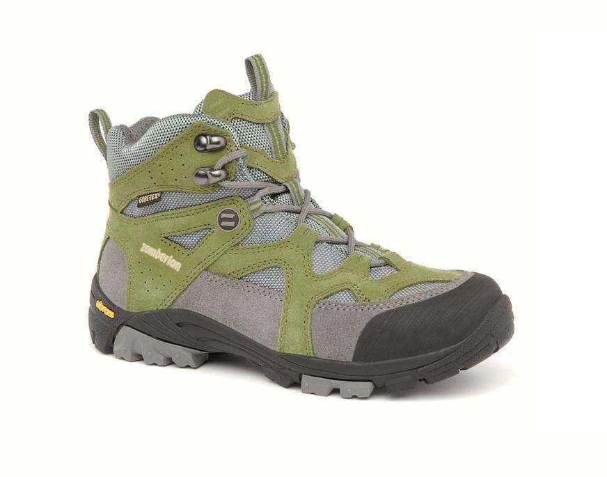 Ботинки 146 QUANTUM GTX RR JRТреккинговые<br><br><br>Цвет: Зеленый<br>Размер: 35