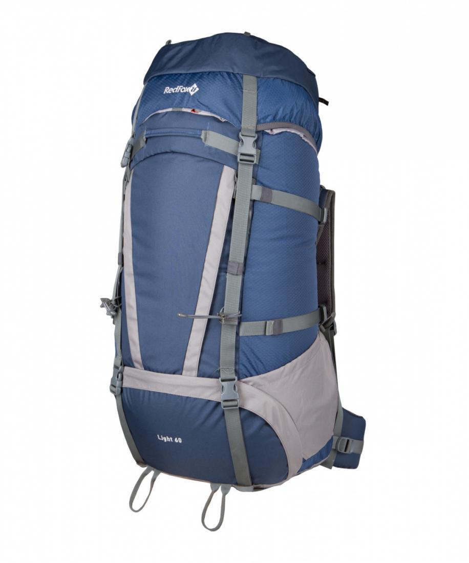 Рюкзак Light 60 V3Туристические, треккинговые<br>Функциональный рюкзак для продолжительных походов.<br><br>назначение: непродолжительные походы<br>подвесная система IBC<br>съемный мягкий поясной ремень анатомической формы<br>два независимых отделения на молнии<br>с...<br><br>Цвет: Красный<br>Размер: None