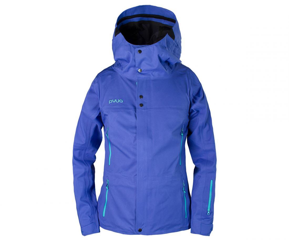 Куртка Momentum жен.Куртки<br><br>Pyua Momentum - идеальная куртка для занятий сноубордом или горными лыжами. Она легкая, стильная и очень удобная. Вы можете сконцентрироваться...<br><br>Цвет: Голубой<br>Размер: S