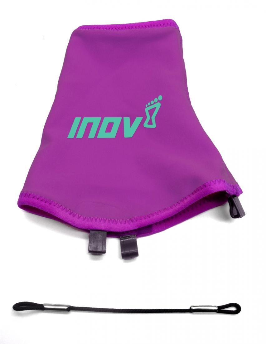Гетры Race Ultra GaiterАксессуары<br>Легкие бесшовные гетры для ношения с кроссовками Race Ultra™, Roclite™ 295, Roclite™ 280 и Oroc™ 300. В комплект входят крепления, которые позволяют присое...<br><br>Цвет: Фиолетовый<br>Размер: XS